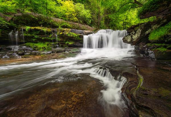 Dunlop Creek, New River Gorge, WV