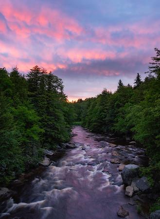 Sunrise, Blackwater River