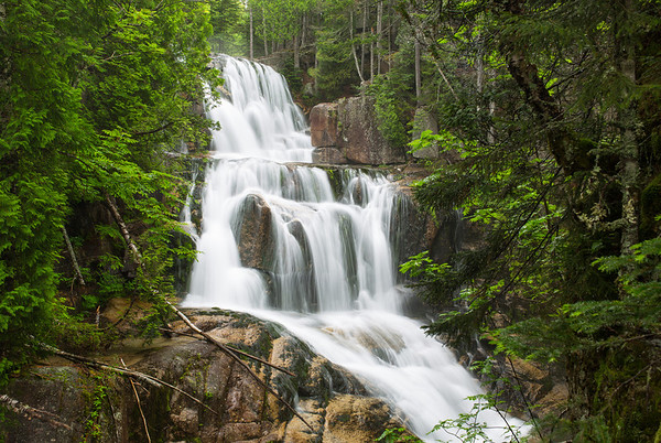 The Falls of Katahdin