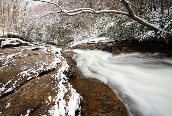 Meadow Run, Winter 2020