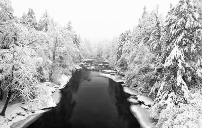 Blackwater River, Winter 2020