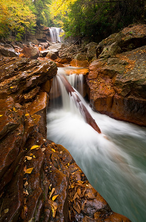 Douglas Falls, Fall 2017
