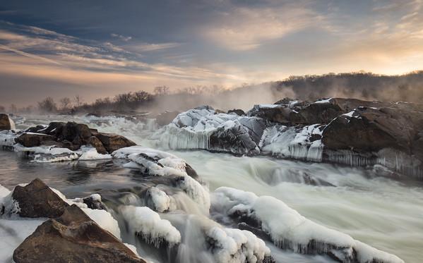Otherworldly Potomac River