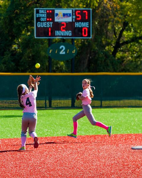 360 Sports Girls Softball Wildcats