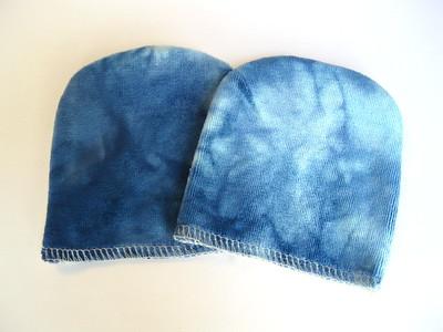Set of TWO Facial Mitts
