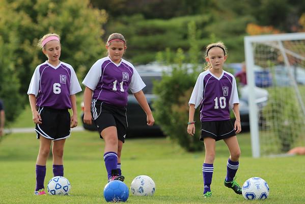 3-4-5 Soccer
