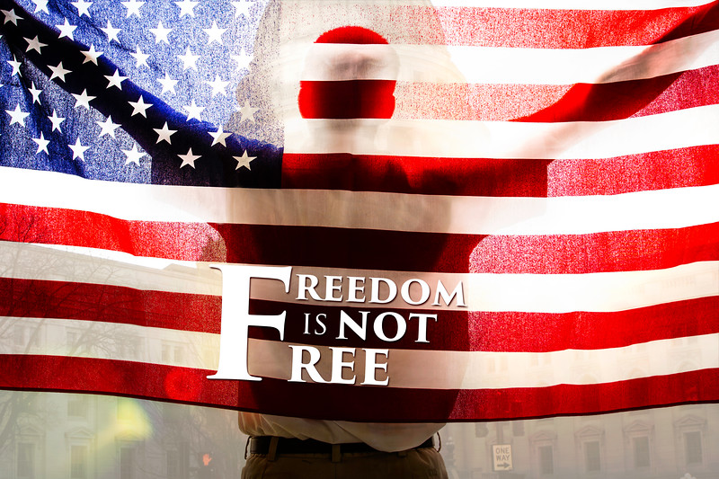 Freedom-is-not-Free