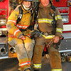 Jessica and Glenn Camuto - Father and Daughter - Dansville Fire Department - Livingston County, New York