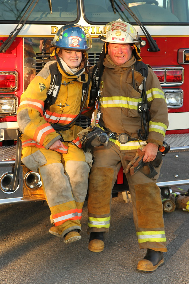 Firefighting Family's