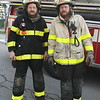 Don and Jim Kane - Brother's - Leicester Fire Department - Livingston County, New York