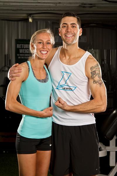 Mike & Jessica Senatore