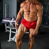 Rob Smith at Health & Strength Gym in Cape Coral; FL Quads