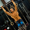 Eric Rosandich, Madtown Fitness; Hanging Leg Raises