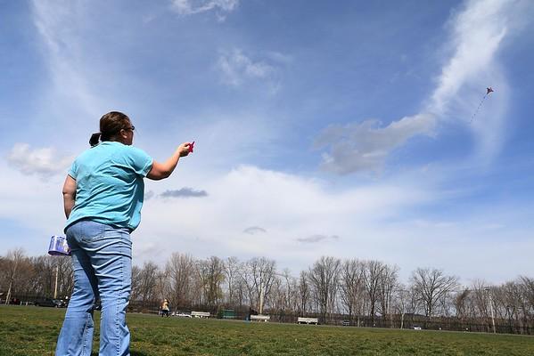 Flying Kite in Leominster