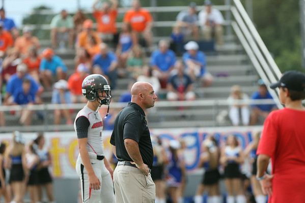 Brandon-Madison Central Football 08.21.14