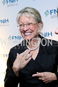 Ann Lurie. Photo by Tony Powell. FNIH 2014 Lurie Prize Dinner. National Academy of Sciences. May 20, 2014