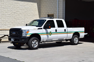 SERV 21 is a 2011 Ford F-250.