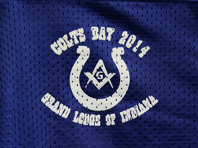 Freemason Day at the Colts 08-23-2014