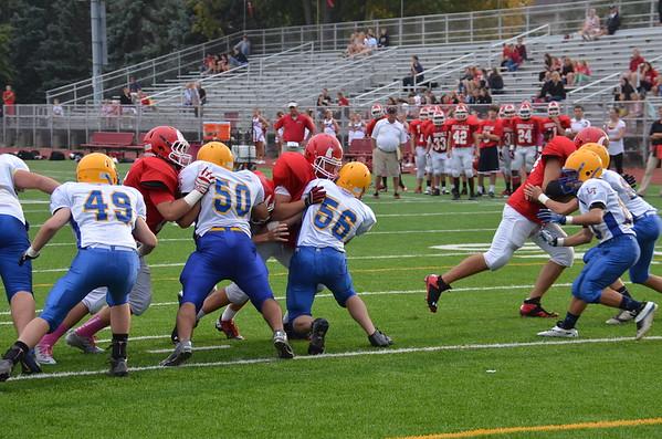 10/4/2013 A vs. Lyons Township