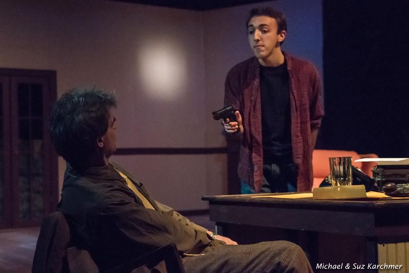 Academy Playhouse DEATHTRAP Karchmer-29