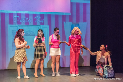 APA Legally Blonde COLLECTION HR-7