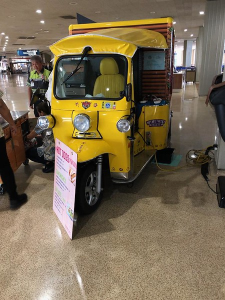 E-Tuk  Hot Dog Wagon - Honolulu, HI