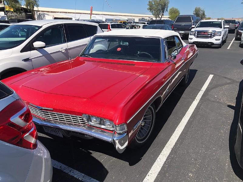 1968 Impala - 307 CI - Mesa, AZ