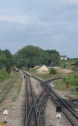 Gemas Railway Station 2012