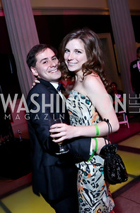 Max and Victoria Andonov. Photo by Tony Powell. Georgetown's 89th Annual Diplomatic Ball. Corcoran Gallery. April 4, 2014