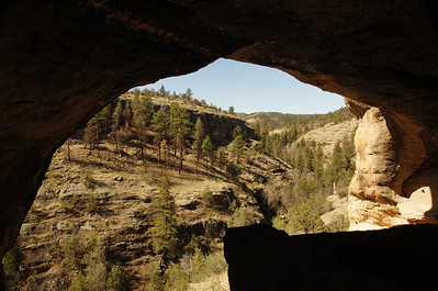 Gila Cliff Dwellings