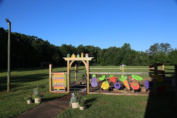 Girl Scout Troop 797 Garden Dedication