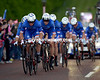 "FDJ looked futuristic and strong, but they only took 16th place at 1' 16""..."
