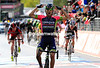 Diego Ullisi wins stage five from Evans and Arredondo - and Matthews stays in Pink..!