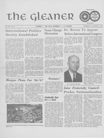 Gleaner 11-16-66