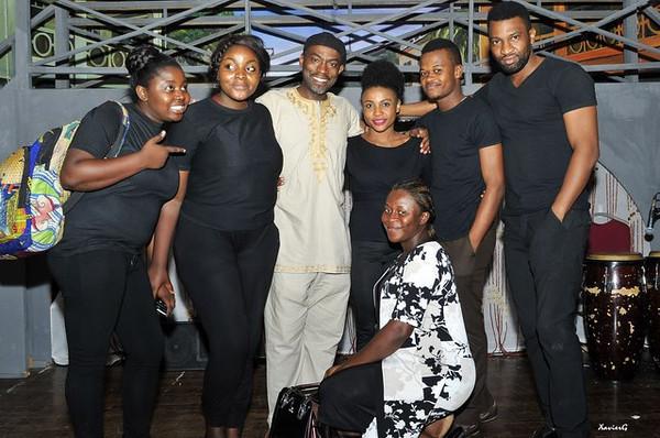 Grand finale. Lagos 2014
