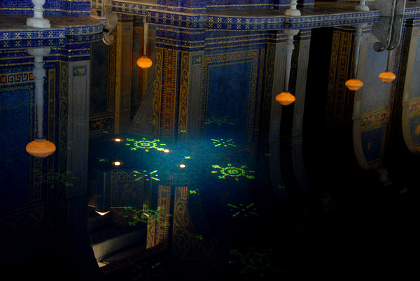 My Brother's Hearst Castle and Big Sur Photos