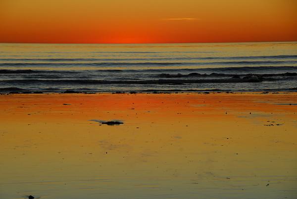 Hannah Pacfic Beach San Diego Jan 2009