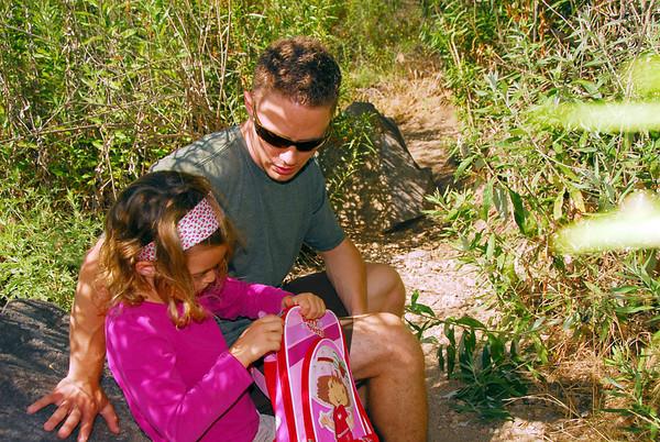 Kris visits San Diego 2008