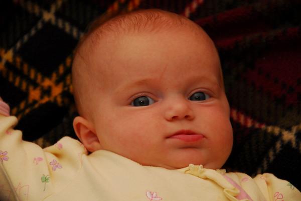 Megan Elizabeth Three Months