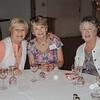 Sheilah Ross, Jan Wallace and Dorothy Hogan