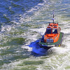 Our pilot boat out of Belfast