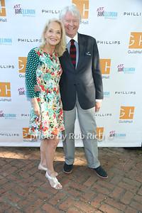 Ruth Appelhoff and  Bruce Horton photo by Rob Rich/SocietyAllure.com copyright 2014 516-676-3939 robwayne1@aol.com