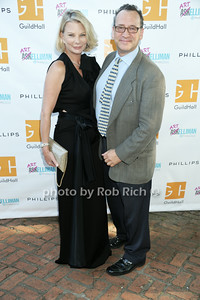 Suzanne LeFleurr and David Grossman