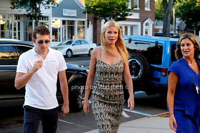 """Gwyneth Paltrow photo by Rob Rich/SocietyAllure.com © 2014 robwayne1@aol.com 516-676-3939 arrriving at the private screening of 'Hecto and the Search for Happiness"""" at the UA Cinema in East Hampton on 7-28-14."""