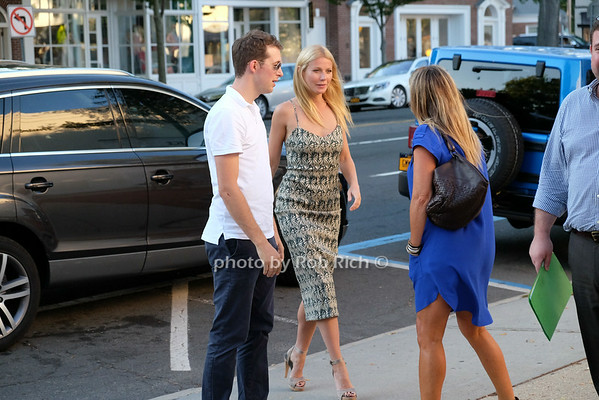 "Gwyneth Paltrow<br /> photo by Rob Rich/SocietyAllure.com © 2014 robwayne1@aol.com 516-676-3939<br /> arrriving at the private screening of 'Hecto and the Search for Happiness"" at the UA Cinema in East Hampton on 7-28-14."
