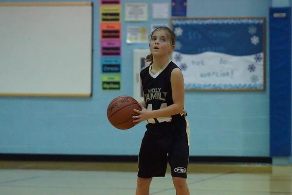 Basketball 2-13-17 & 2-18-17