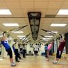 11-15-12<br /> Heartland-TRX class<br /> A TRX class works out upstairs at Kokomo's YMCA.<br /> KT photo | Kelly Lafferty