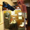 12-2-13   ---  Greentown Historical Society is trying to preserve the past with a large collection.<br /> Knights of Pythias display.<br />   KT photo | Tim Bath