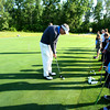 6-4-13<br /> Lessons at Golf Hollow<br /> Bob Nowling talks about the proper way to putt.<br /> KT photo | Tim Bath