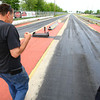 5-16-13<br /> Bunker Hill Drag Strip with owner Steve Daniels.<br /> KT photo | Tim Bath